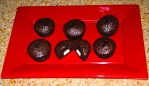 Coulant dos chocolates