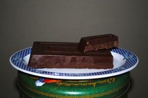 Turron de chocolate