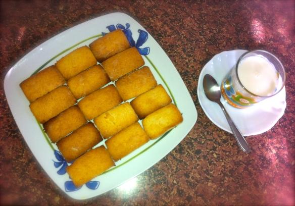 Galletas Chiquilin caseras