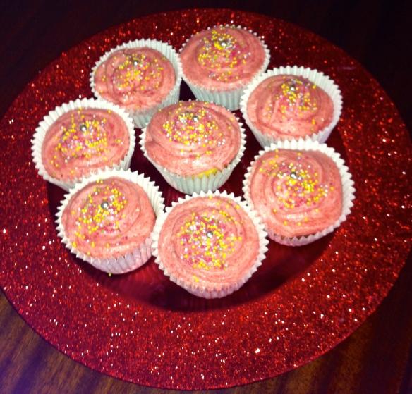 Cupcakes San Valentin II