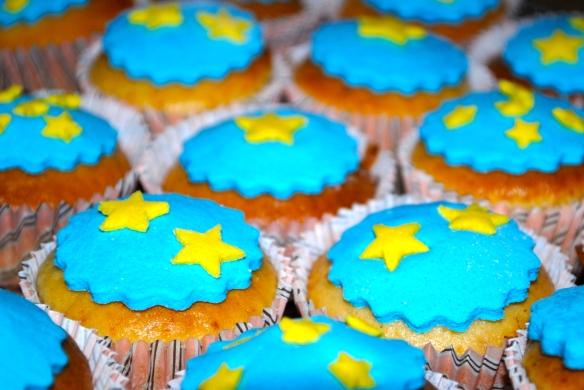 Muffins Fondant