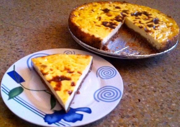 Cheese-Cake light