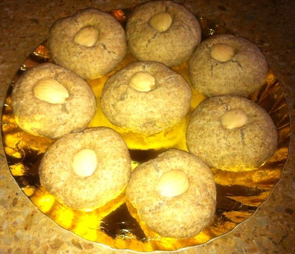 galletas de limón light