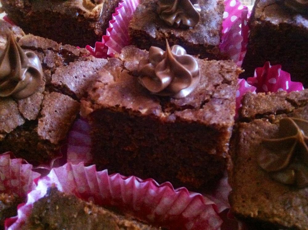 Cake de Nutella & avellanas1
