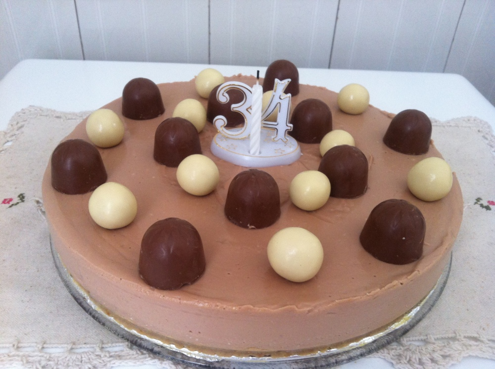 Tarta Chocoqueso