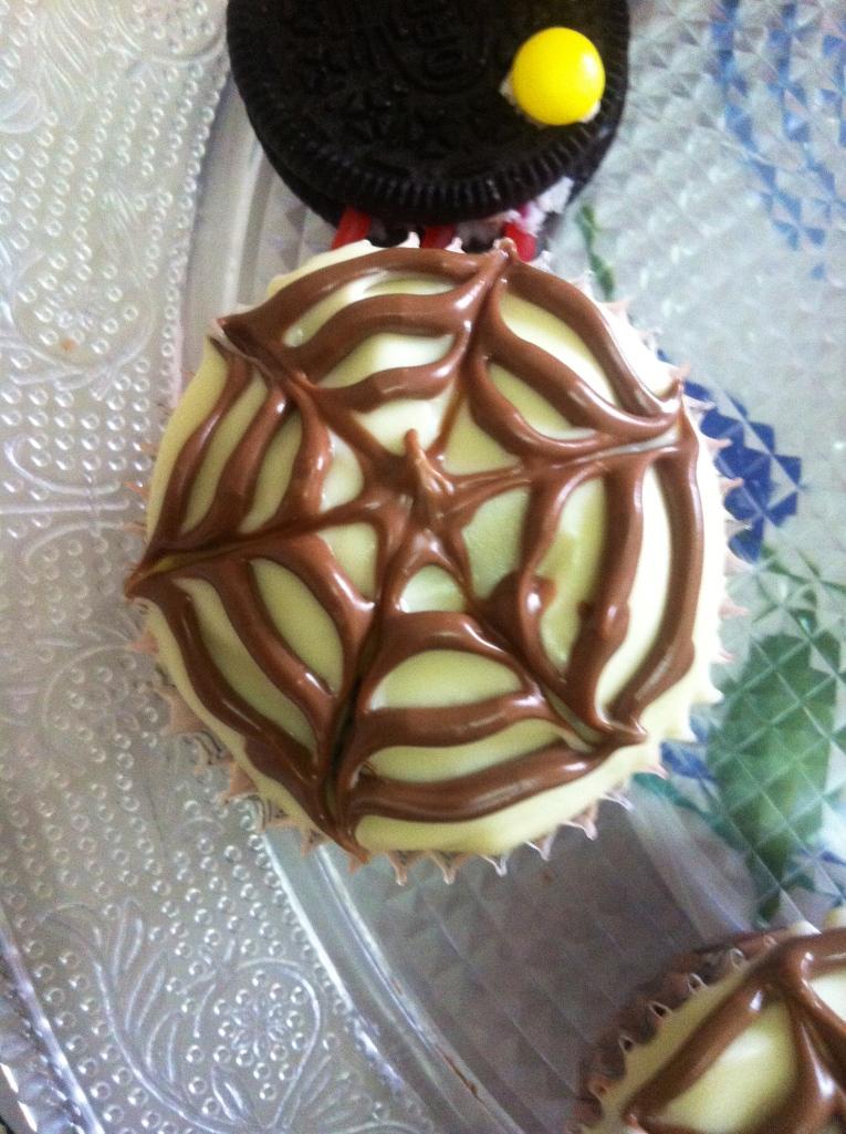 muffins tela de araña1