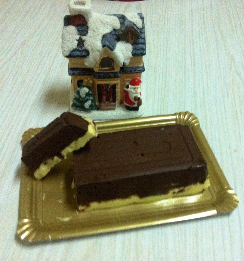 Turron dos chocolates