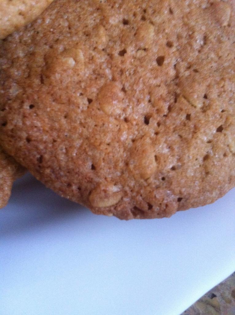cookies de coco & avena1