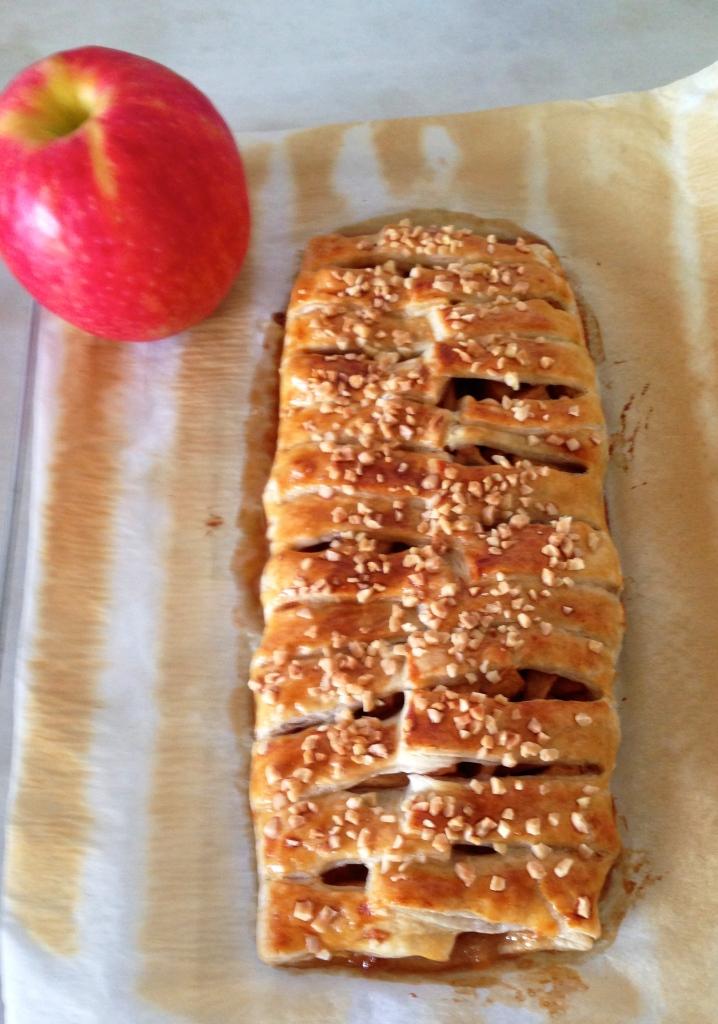 Trenzado de manzana