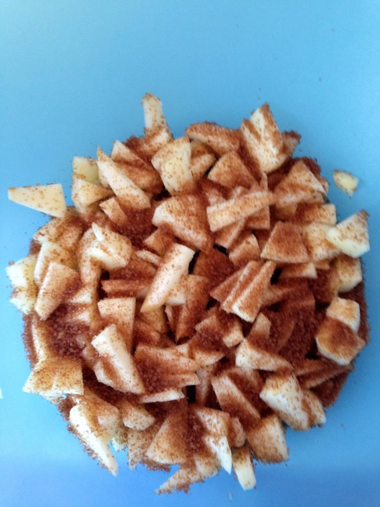 Trenzado de manzana1