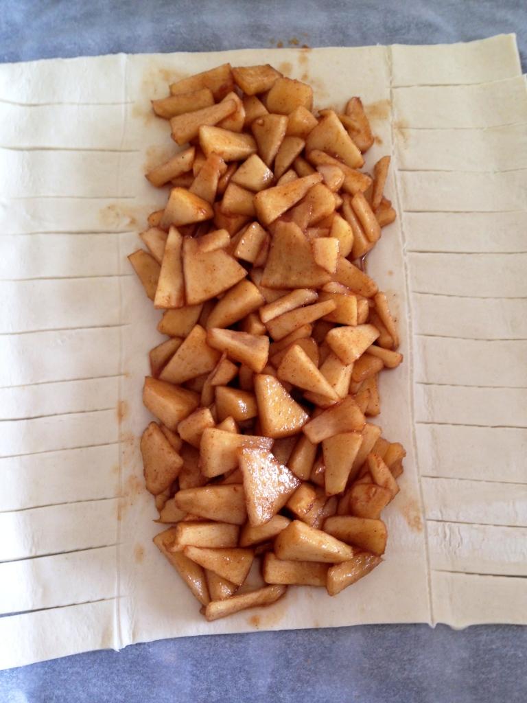 Trenzado de manzana5