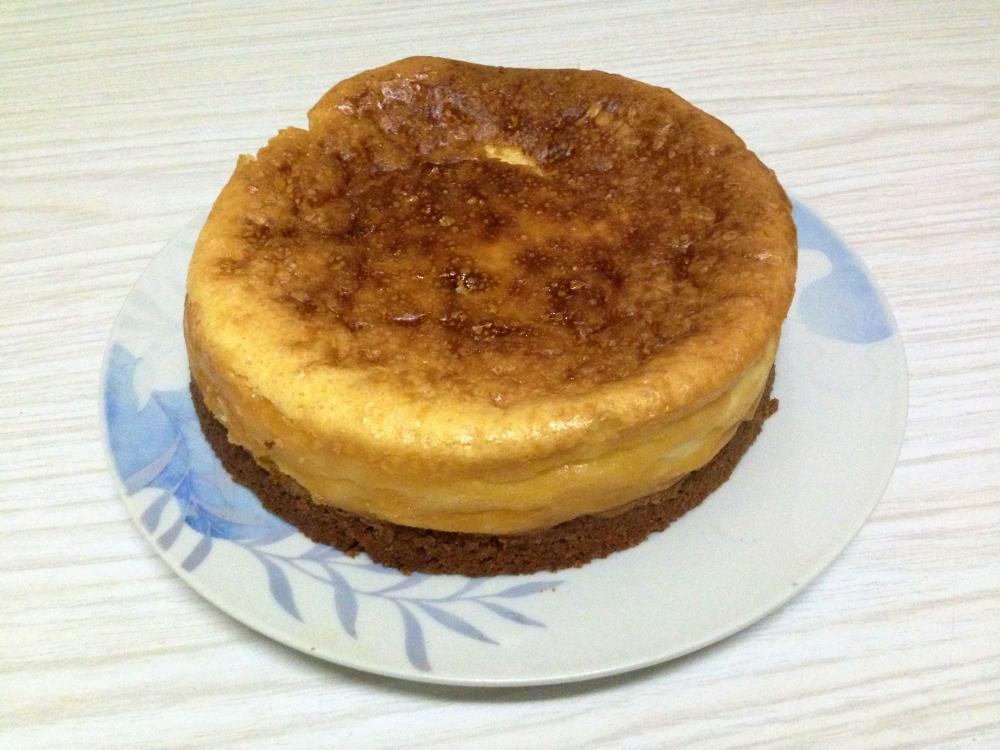 Doble cheese-cake