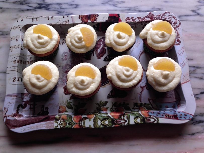 Cupcakes Limoncello