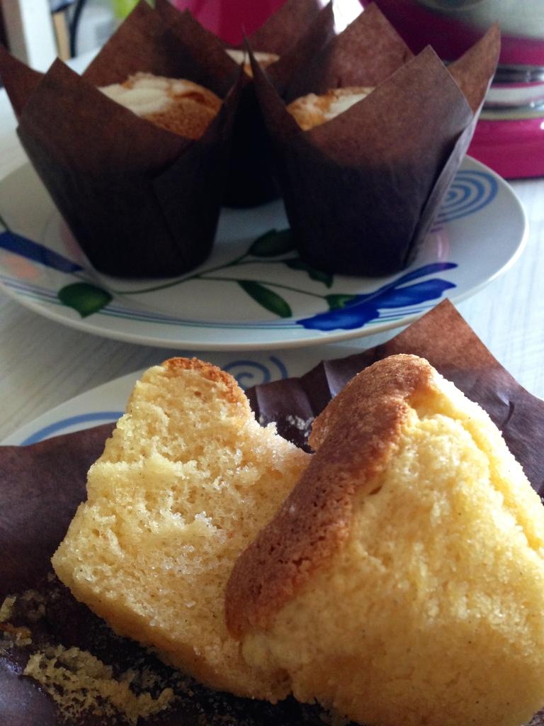 Muffins de leche condensada1