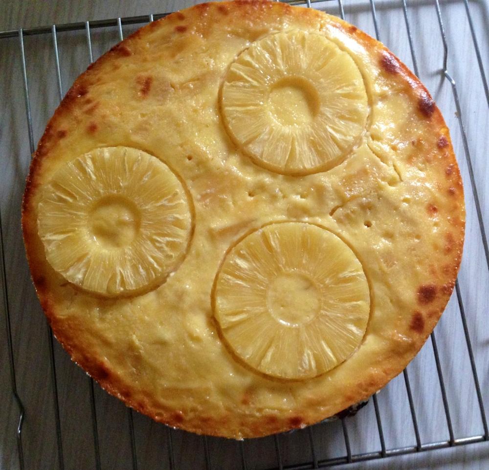 Cake de piña
