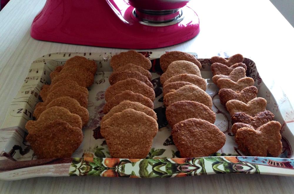 Cookies ligeras