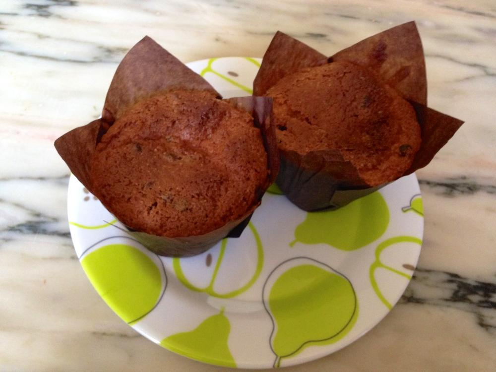 Muffins choco-nata