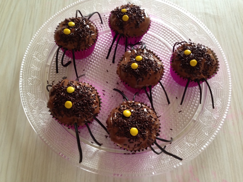 Spidermuffins