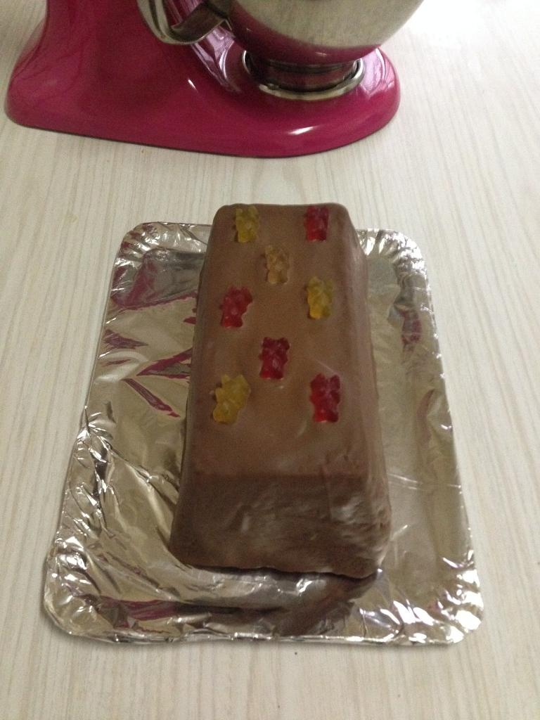 Marmol de chocolate