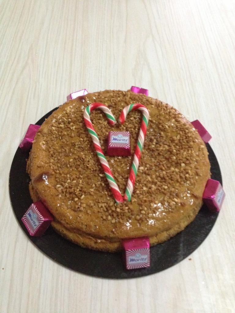 Cake Jijona
