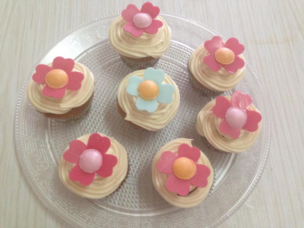 Cupcakes de cafe