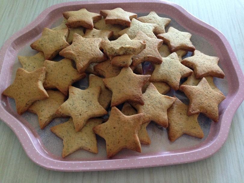 Cookies Amapola