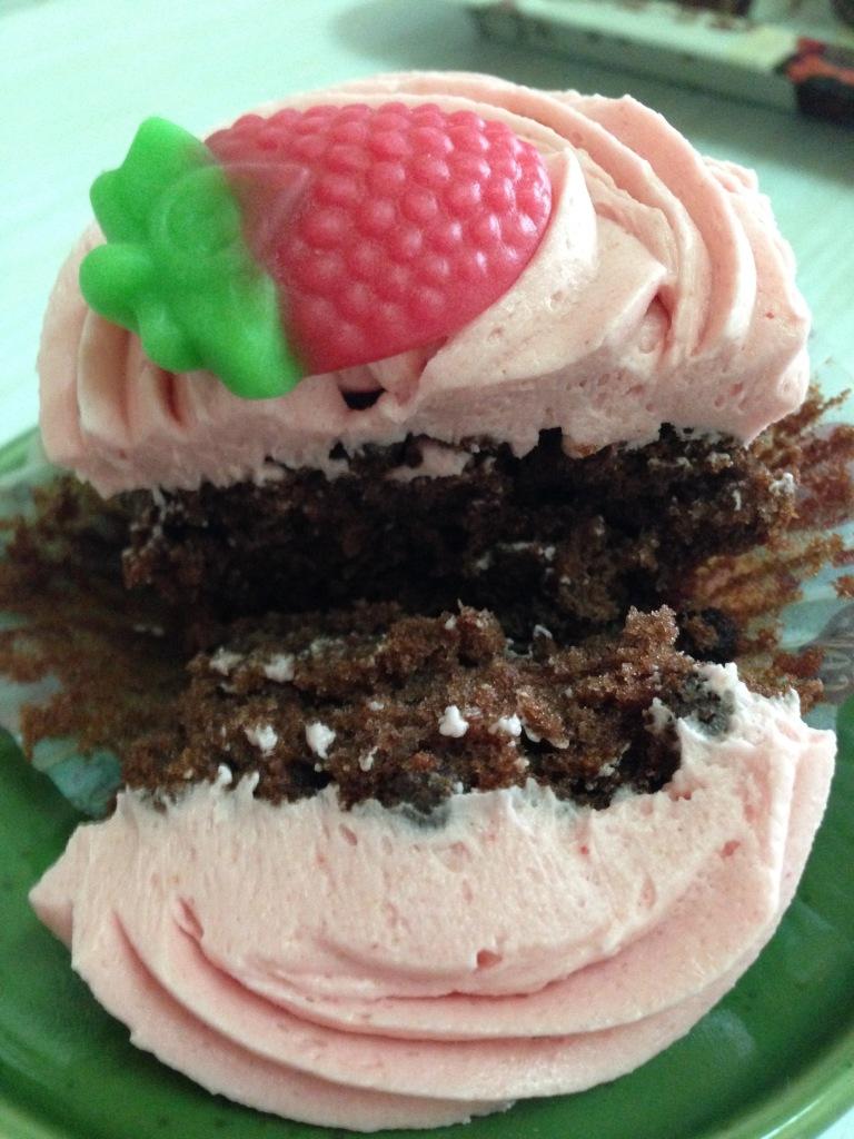Cupcakes Chocofresa1