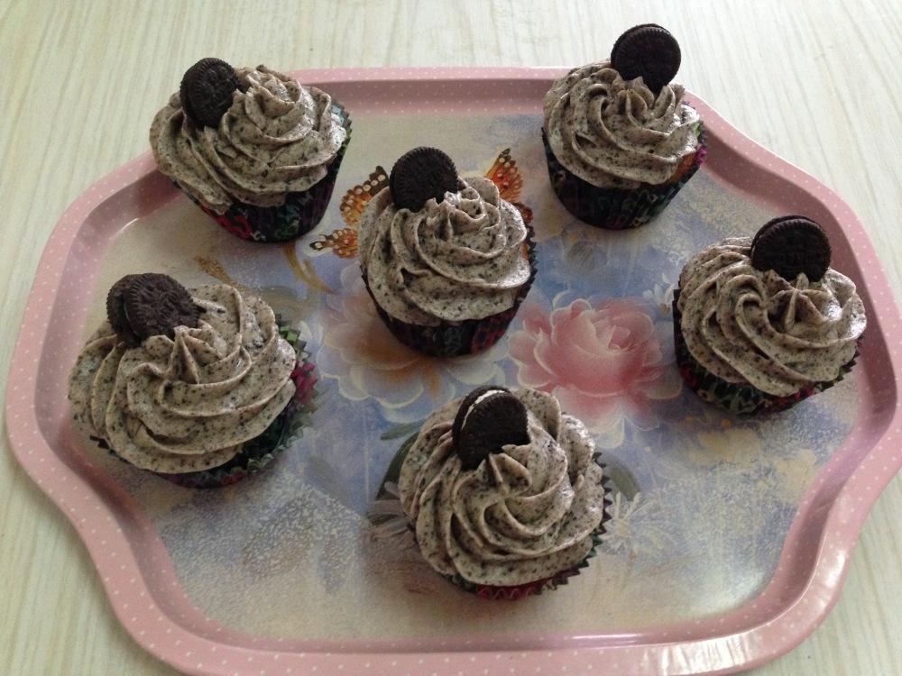 Cupcakes Oreo II