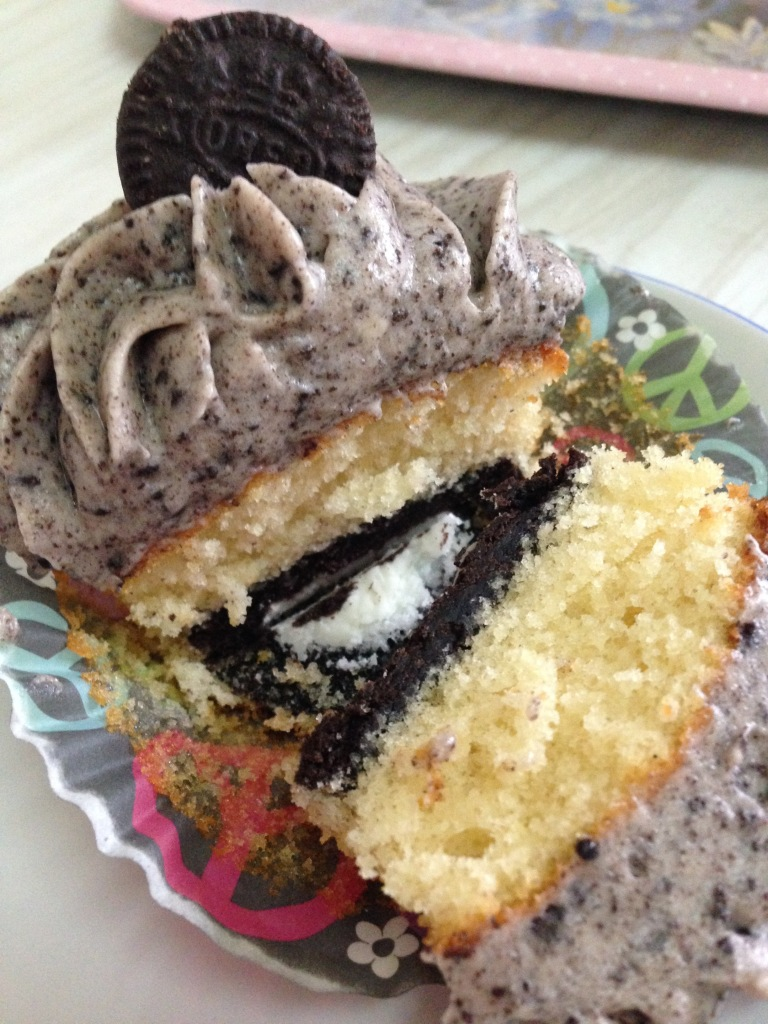 Cupcakes Oreo II1
