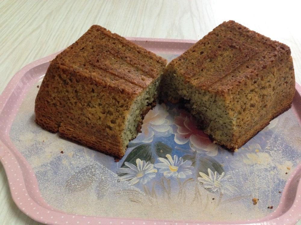 Plum-Cake Amapola