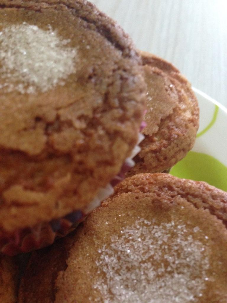 Muffins de platano1