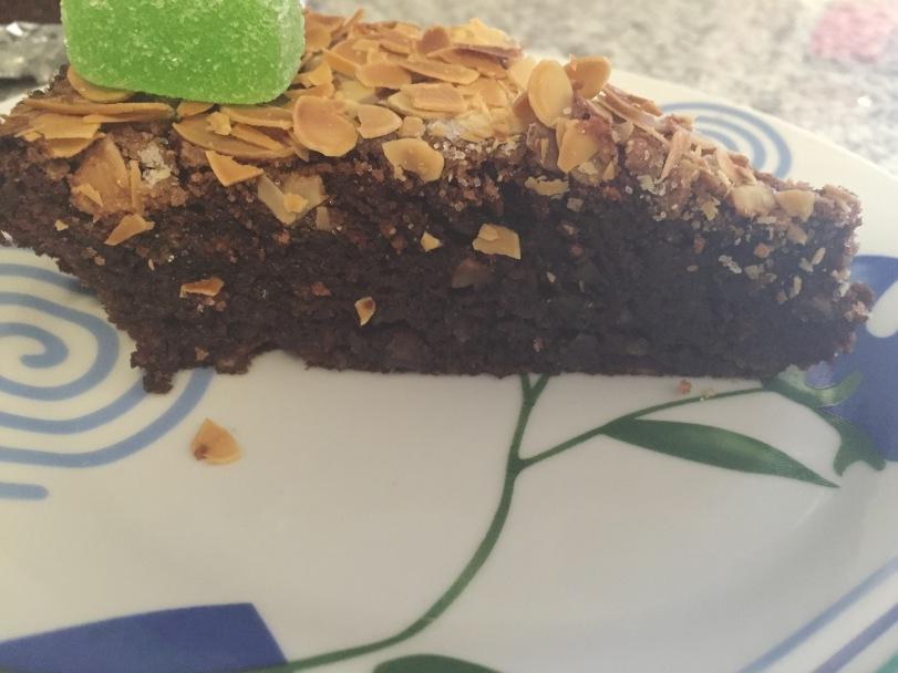 Cake choco-almendra1