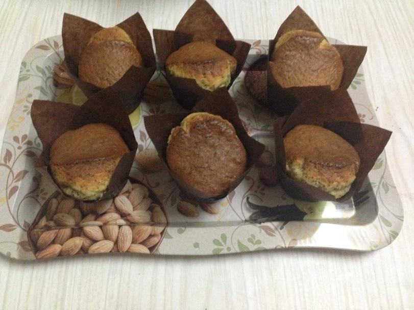 Muffins de amapola & naranja