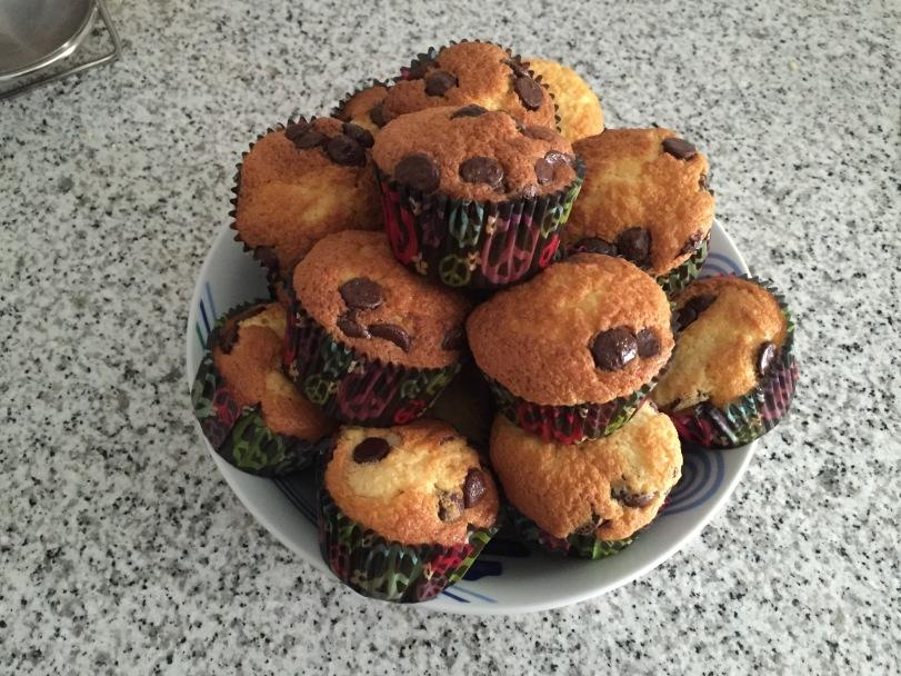 Muffins cocochoco