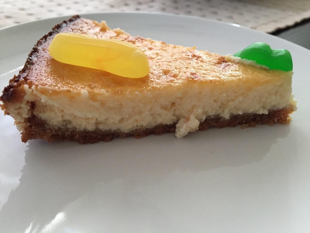 Tarta de queso al limon1