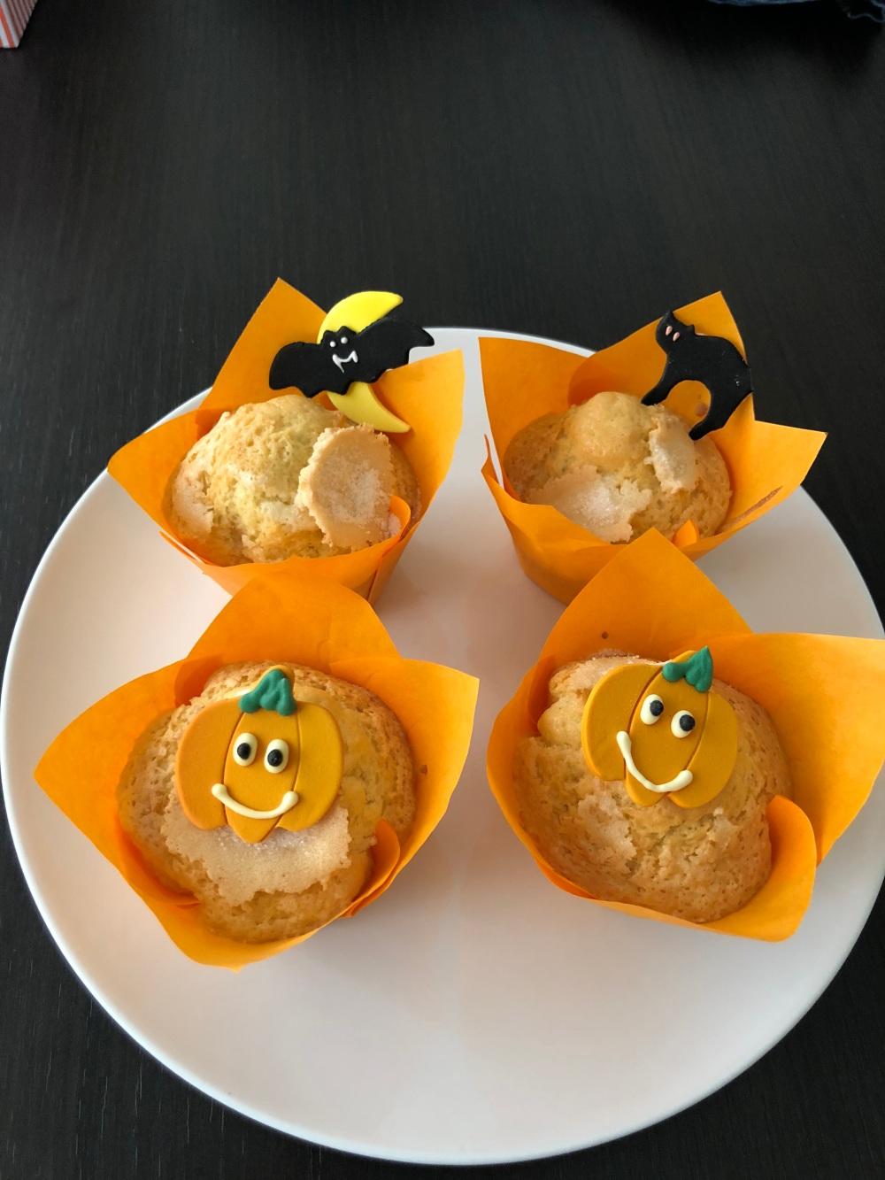 Muffins limón anís (1)