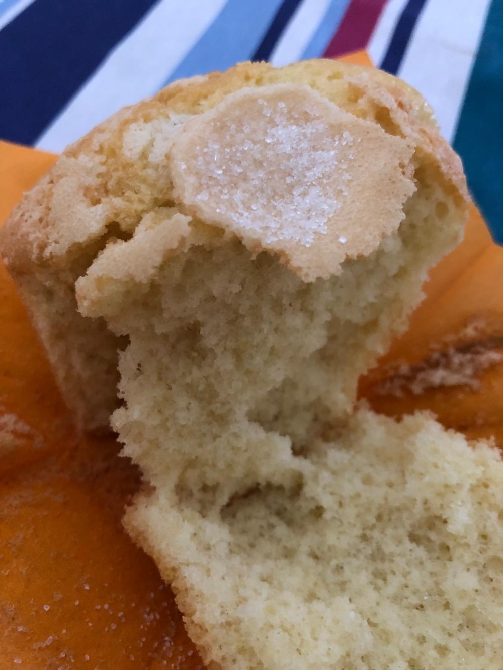 Muffins limón & anís 2