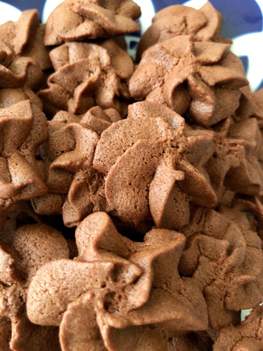 Galletas vienesas de chocolate1
