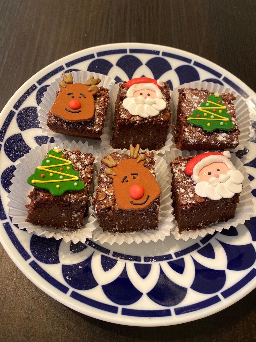 Brownie condensado